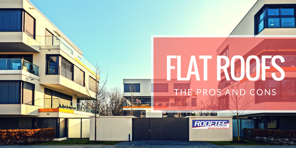 Flat roofs - the pros and cons   Rooftec